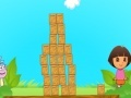 Игра Dora Build Blocks