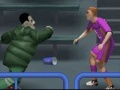 Jeu Football fights