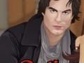 Игра Dating a vampire