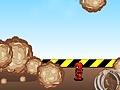 Juego Attack meteorites