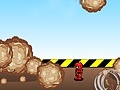 Attack meteorites ﺔﺒﻌﻟ
