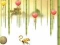 Juego Pagda Kung Fu: Running monkey