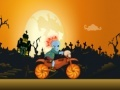 Игра Zombie Bike Adventur