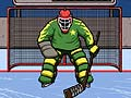 ເກມ Hockey Suburban Goalie