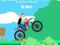 Игра Popeye bike