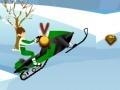 Игра Ben 10 snow biker