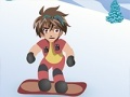 Spiel Bakugan Snowboard