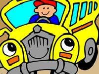 Ойын School Bus Puzzle