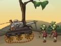 Игра Zombie Tank Battle