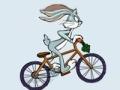 Игра Bugs Bunny Biking