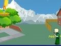 Игра Bart Zombie Simspons