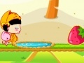 Игра Little Lilly and Fruit
