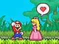 Super Mario Time Attack ﺔﺒﻌﻟ
