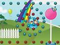 Bouncing balls ﺔﺒﻌﻟ
