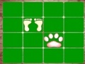 Игра Animal Footprint Pairs