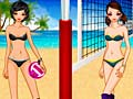 Juego Voleyball Girls Dress Up