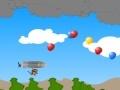 Игра Hot air balloons