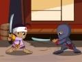 Игра 3 Foot Ninja I - The Lost Scrolls
