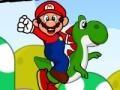 Игра Mario & Yoshi adventure