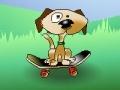 Игра Dog skater