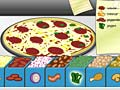 Game Pizza Making