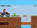 Игра Mario Bridge Run