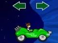 Игра Ben 10 race car