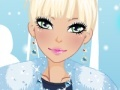 Igra Winter makeup