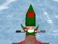 Игра Christmas Elf Race 3d