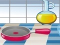 Игра Cooking omelet game
