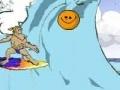 Игра Surfpond blue