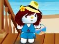 Игра Hello Kitty Summer Dress Up
