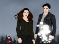 ເກມ Twilight Saga Breaking Dawn Kissing-2