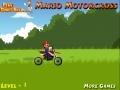 Игра Mario Motorcross Race