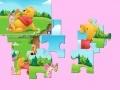 Игра Winnie the Pooh Puzzle
