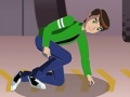 Игра Ben 10 Escape From The Enemy