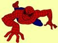 Spiderman Online Coloring  ﺔﺒﻌﻟ