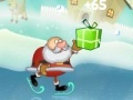 Игра Santa's Gift Jump