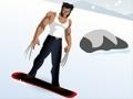 Игра Wolverine Snowboarding