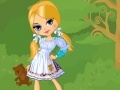 Игра Goldilocks Dress Up