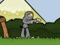 Игра Ninja Golf