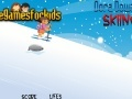 Игра Dora Downhill Skiing