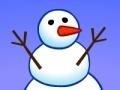 Игра Sculpt snowman