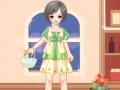 Игра A Lovely Shy Girl Dress Up