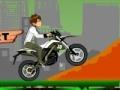 Игра Ben10 Dirt Bike
