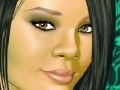 Игра Rihanna make up