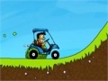 Игра Crazy Golf Cart