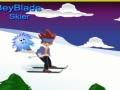 Žaidimas Beyblade Skier