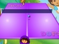 খেলা Table Tennis Dora