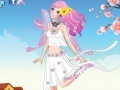Игра Flower Fairy Cutie Dress Up
